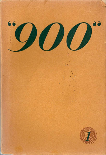 "Cover of ""900"""