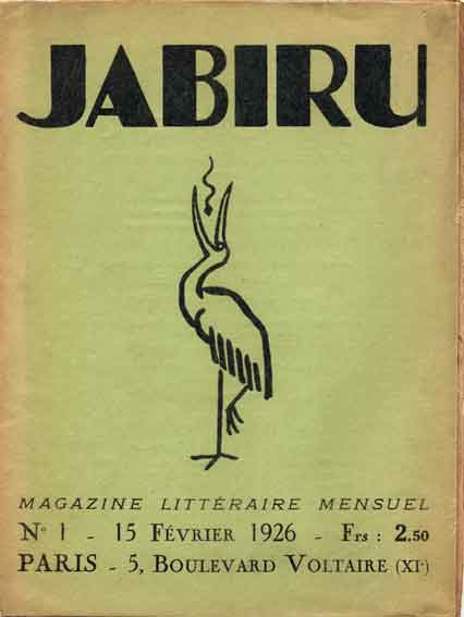 Jabiru colour